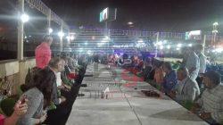 حزب مستقبل مصر يقيم إفطار جماعي لاعضاء الحزب