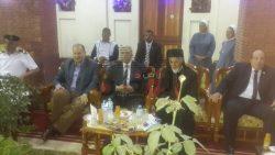 بالصور احتفالية بيت العائلة المصرية فرع الإسماعيلية وكان شعارها وطن واحد شعب واحد