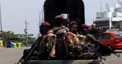 سماع اطلاق نار متواصلة داخل كلية الشرطة وسط ساحل العاج.