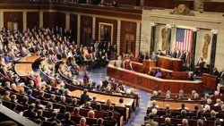 مجلس النواب الأمريكى يفرض عقوبات جديدة على روسيا و إيران وكوريا الشمالية.