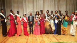 بالصور…فعاليات مسابقة ملكة جنوب السودان بالقاهرة