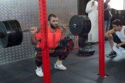 ظهور نموذج بطل مصري مشرف في عالم الرياضه بالسعوديه (البطل قنعان ندا)