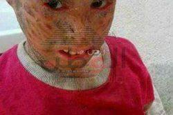 الطفل المصري الذي أثار جدلاً كبيراً وتعاطفاً معه على الـ«فيس بوك»