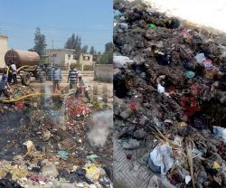 تصريحات محافظ كفر الشيخ تسير عكس اتجاه الواقع
