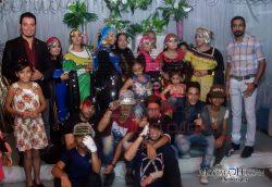بالصور…مهرجان حفل الحنة الجماعي الأول للايتام بمشاركة فرقة الأميرات باوندين المعادي
