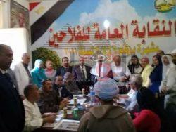 الفلاحين تشيد بدور مؤسسة الأهرام فى تنظيم حفل عيد الفلاح