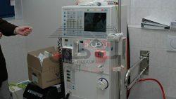 تبرع احدي الشركات ب 10ماكينات غسيل كلوي لمستشفى السنبلاوين العام