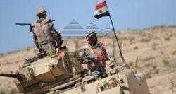 عاجل بالاسماء…إصابة 12 مجند من قوات الشرطه فى انقلاب سيارة بمدينه رفح