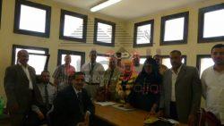 بدأ تدريبات الترقي لمعلمي الأزهر الشريف بمعهد الشيخ زايد الثانوى بنين