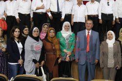 بالصور…فعاليات مؤتمر المرأه صانعه السلام لمناهضة الارهاب بكفر الشيخ