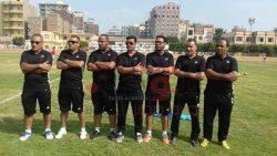 فوز ساحق لفريق مركز شباب مدينة السنبلاوين علي نظيرة فريق نادي ميت غمر