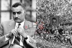 ذكرى رحيل جمال عبد الناصر زعيم الأمة العربية