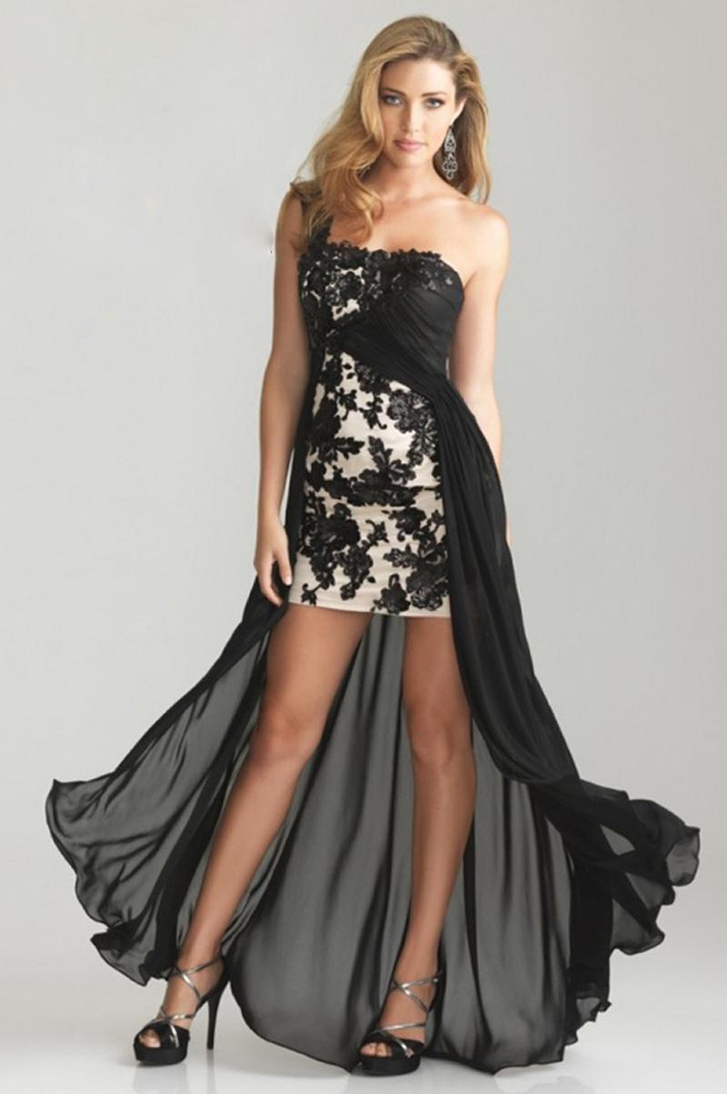 b054bfc74 » تألقي بجاذبية الملكات مع فستان السهرة بأناقة و سحر اللون الأسود أنوثة لا  تنتهي