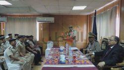 بالصور…فعاليات ختام الدورة التدريبيه للأفراد العسكريين والمدنيين بكفر الشيخ