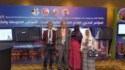الدكتور حسين الزلاط  يترأس وفد بورسعيد في مؤتمر الكبد القومي برعاية وزير الصحة