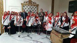 الجمعية الوطنية بالدقهلية تنظم حفلا لتكريم أسر الشهداء الجمالية