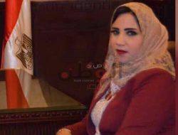 """"""" سارة صالح """" تدعم شباب جنوب سيناء علي المساعده في تطوير مدن المحافظه"""