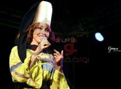 بالزي التقليدي السوري ريما تحصد لقب دولي