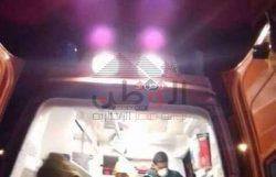 إصابة 12 شخصاً بانقلاب سيارة على طريق كفر الشيخ-دسوق