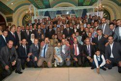 بالصور…تكريم أسر شهداء الدفعة 92 حربية