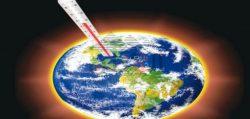 الأشهر التسعة الأولي لعام 2017 الأكثر إرتفاعا لدرجة الحرارة بسبب التأثيرات البشرية