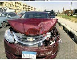 والد الطالبة آية يكشف تفاصيل تحطم سيارتها المهداة من السيسي من حسابه الخاص