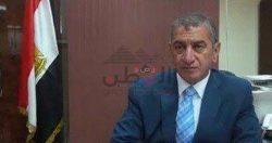 محافظ كفر الشيخ ينعى شهداء حادث الواحات الإرهابي الخسيس