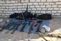 """مصدر أمني: إرهابيو الواحات على إتصال بالعائدين من سوريا"""""""