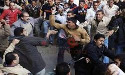 إصابة مواطن بطلق نارى بسبب خلافات المصاهره بنجع حمد طهطا