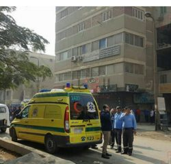استشهاد أمين شرطة و6 مواطنين وإصابة 4 آخرين فى حادث حلوان