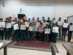 انطلاق اليوم الاول لفعاليات جامعة الطفل بجامعة عين شمس