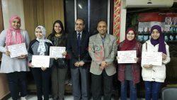 تعليم سوهاج: تكريم أوائل الشهادة الاعداديه 2017 والمرشحين لبرنامج التعليم أولا