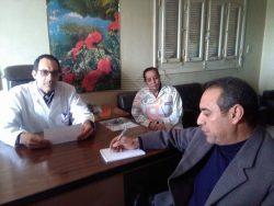 مدير مستشفى رمد طهطا لدينا نقص بمستلزمات العمليات