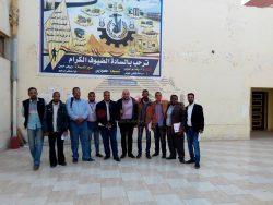مجلس الشباب المصري ينهي البرنامج الوطني بأسوان