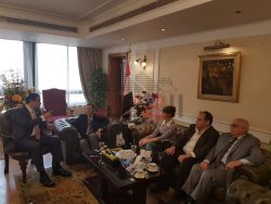 """علاء عابد: اجتماع مع عمال """"القومية للأسمنت"""" الثلاثاء بمقر المجلس لحل الأزمة"""