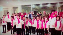 بالصور…ختام المؤتمر الأول للطفل العربي المميز مابين الاسوياء و ذوي الاحتياجات الخاصة بشرم الشيخ