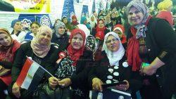 كلنا معاك من أجل مصر تنظم مؤتمر جماهيرى حاشد لدعم السيسى بالاسماعيلية