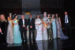 حفل اختيار ملكة جمال السلام والموضة لعام 2018 برعاية مركز السلام المصرى العالمى لحقوق الانسان