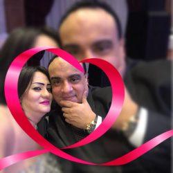 رجل الأعمال نبيل البحيري يهنيء زوجته الإعلامية لبنى عبدالعزيز بمناسبة عيد ميلادها