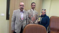محمد فتحى يشارك بمؤتمر البرلمان العربى حول الانتخابات الرئاسية