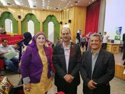 تكريم 100طالب يتيم بوزارة التربية و التعليم