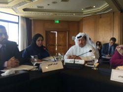 البرلمان العربي يقدم ورقة عمل للحفاظ على حقوق الانسان فى مناطق الصراع