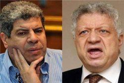 بالفيديو.. مرتضى منصور لـ شوبير مش عايز أسمع صوتك تاني