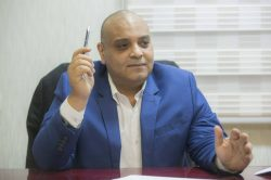 """رئيس شركة الجمهورية يعلن إطلاق مشروع """"عقار مصر"""" بتقنيات عرض صور 360 درجة."""