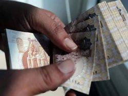 الجنيه يصعد أمام الدولار لأعلى مستوى في أكثر من عامين