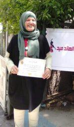 نانا مرسي: محاربات متحديات بقوة ارادتهن