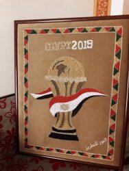 سماح كاشف:تهادي الفريق الفائز في الدورة الأفريقية بأسمها واسم كل مصري