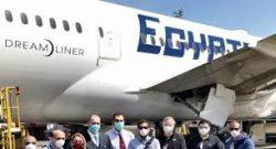 توقعات بإعادة حركة الطيران خلال مايو