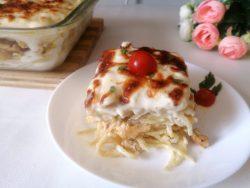 نجرسكو بطريقة أشهر المطاعم المقادير والطريقة… Sara Ragab