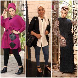 ياسمين يوسف : شاهدي أبرز أزياء شتاء 2020 بتصميمات عصرية أنيقة